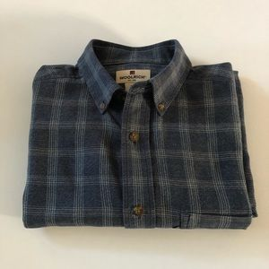 WoolRich Plaid Long Sleeve Shirt